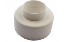 Oracstar Toilet External Flush Pipe Connector